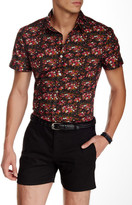 Parke & Ronen Elation Short Sleeve Slim Fit Shirt