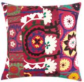 Found Object Suzani Pillow