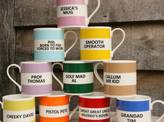 The Pot Bank Personalised Fine Bone China Mug