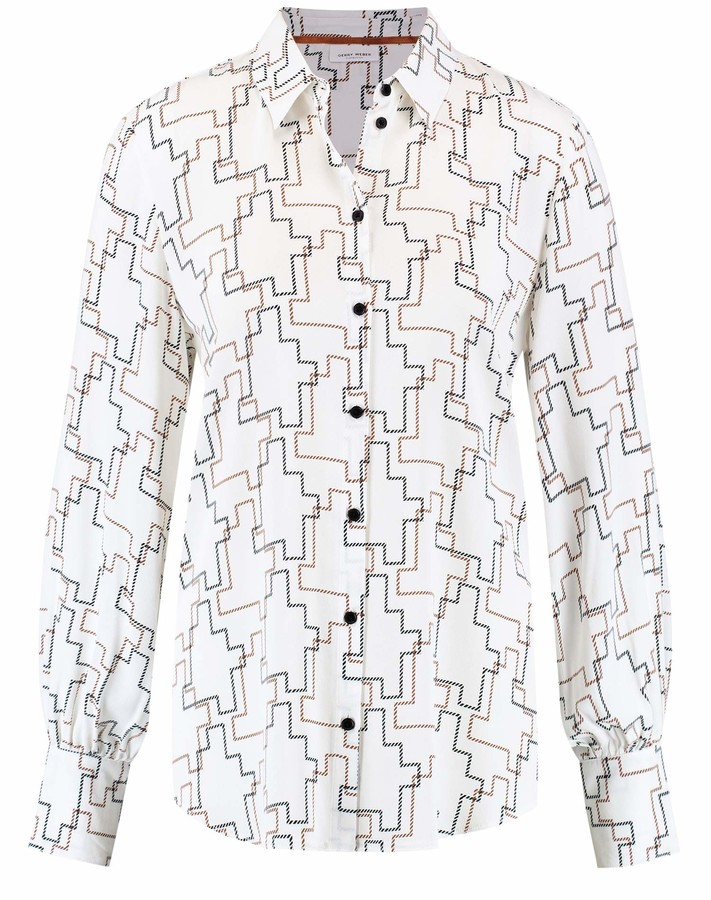 Thumbnail for your product : Gerry Weber Women's Bluse 1/1 Arm Blouse