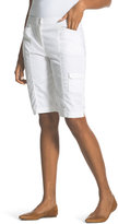 Chico's Gianna Side-Pocket Shorts