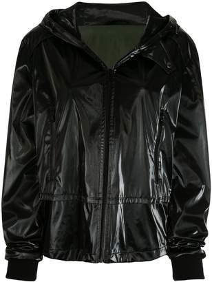 Gucci Pre-Owned zip up long sleeve jacket