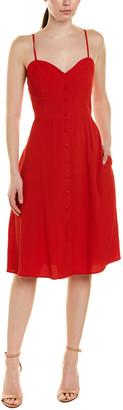 Allison Sweetheart A-Line Dress