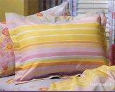 store51 Teen Central Harmonics Girls Striped Pillow Sham/Cover