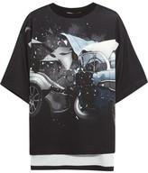 Christopher Kane Printed Jersey T-shirt - Black