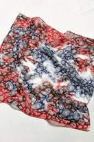 Urban Outfitters Crystal Wash Dye Bandana