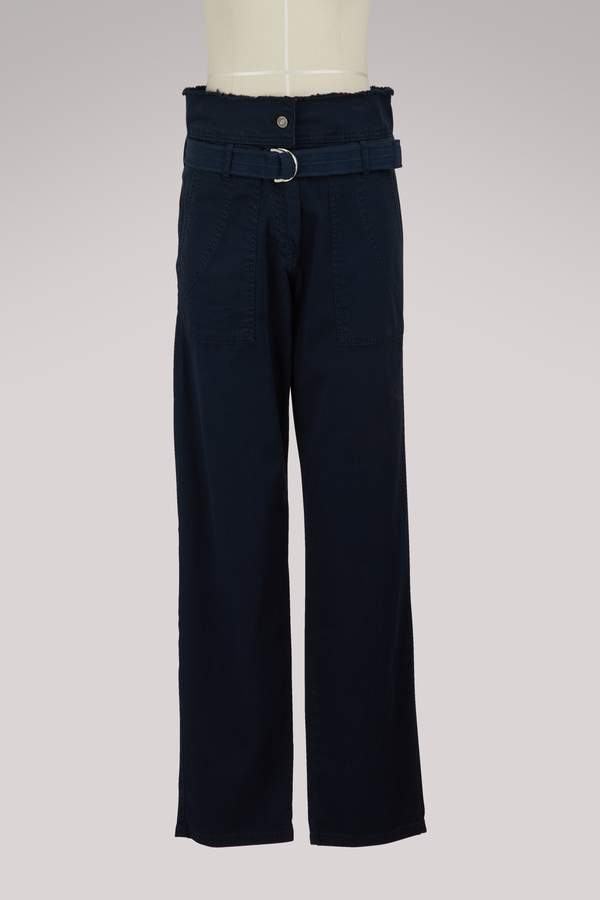 Vanessa Bruno Epagny cotton pants