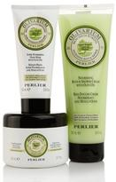 Perlier Olive Oil 3-piece Bath and Body Kit