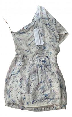 IRO Spring Summer 2020 White Silk Dresses