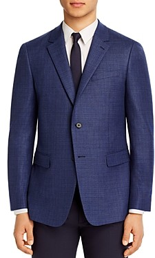 Theory Gansevoort Textured Slim Fit Sport Coat