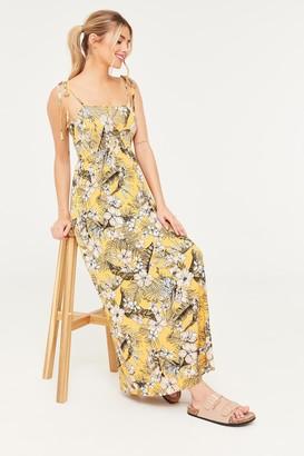 Ardene Floral Maxi Dress