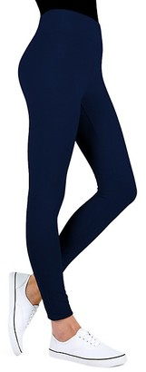 Me Moi Cotton-Blend Yoga Pants