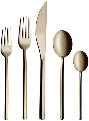 Mepra Due 5-Piece Stainless Steel Cutlery Set