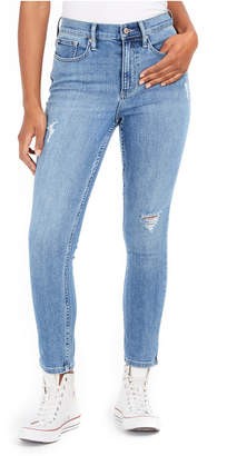 Calvin Klein Jeans High-Rise Decon Skinny Jeans