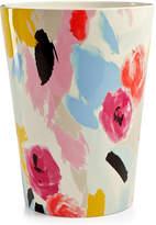 Kate Spade Paintball Floral Wastebasket