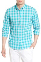 Bonobos Men's Slim Fit Summerweight Check Sport Shirt