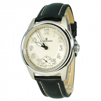 Revue Thommen Men's Automatic Watch 16064.3539 with Leather Strap