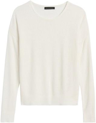 Banana Republic Linen-Blend Sweater