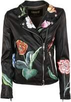 S.w.o.r.d 6.6.44 Floral Print Biker Jacket