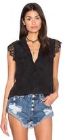 Obey Heart Noir Shirt