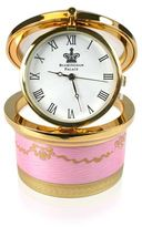 Harrods Royal Collection Trust Imperial Russian Pillbox Clock
