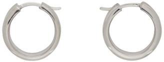 Sophie Buhai Silver Small Three Sisters Hoop Earrings