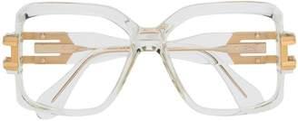 Cazal oversized frame glasses