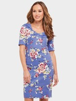 Joe Browns Romantic Summer Dress - Blue