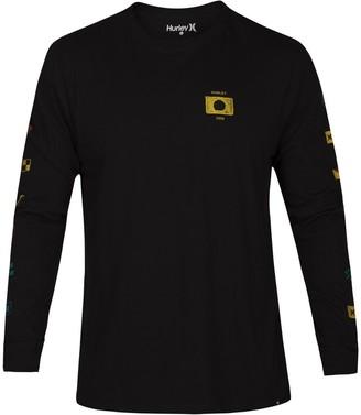 Hurley Men's M Seaworthy Ls T-Shirt