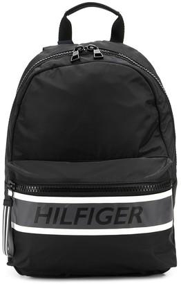 Tommy Hilfiger logo detail backpack