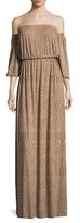 Rachel Pally India Printed Maxi Dress