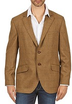 Hackett TWEED WPANE Brown
