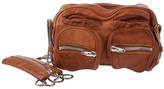 ALEXANDER WANG - 'Brenda zip chain' leather bag