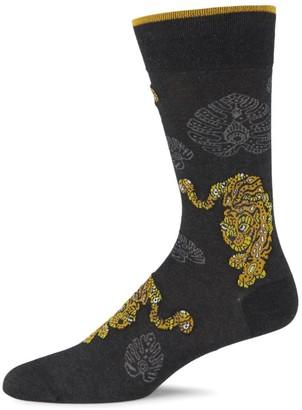 Marcoliani Milano Tiger Cotton Socks