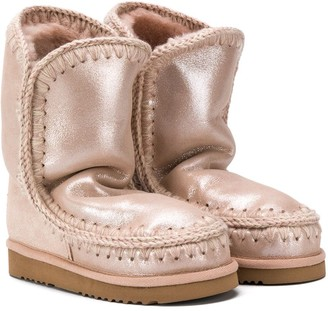 Mou Kids Eskimo snow boots