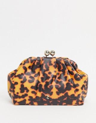Spectrum Pantherine Print Pouch Makeup Bag