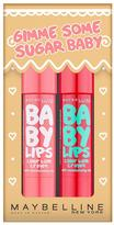 Maybelline Gimme Some Sugar Baby Lips Gift Set For Her