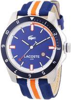 Lacoste Men's Durban 2010700 Nylon Quartz Watch