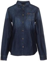 Sun 68 Denim shirts