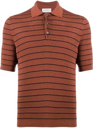 Ballantyne Striped Polo Shirt