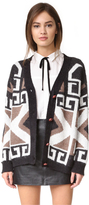 Wildfox Couture Cubist Cardigan