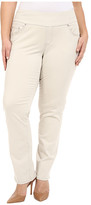 Jag Jeans Plus Size Peri Pull-On in Bay Twill