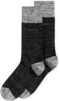 HUGO BOSS Men's Heathered Dress Socks