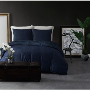 Sean John Closeout! Denim Full/Queen Duvet Set Bedding