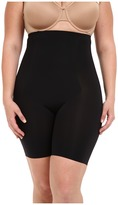 Spanx Plus Size Thinstincts High-Waisted Mid-Thigh Short Women's Underwear