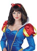 California Costumes Snow White Wig (Brunette)