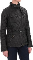 Barbour Land Rover Lordenshaw Quilted Jacket (For Women)