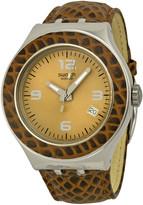 Swatch Open Box - Wild Roar Irony Nabab Watch