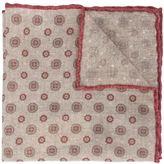 Brunello Cucinelli multi-pattern pocket square