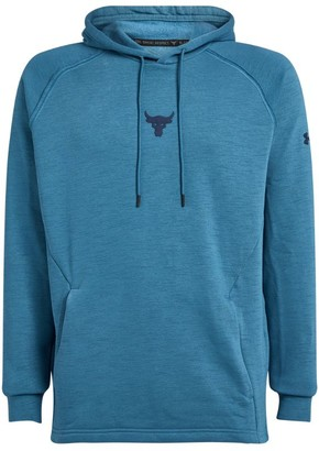 Under Armour Charged Cotton Project Rock Hoodie